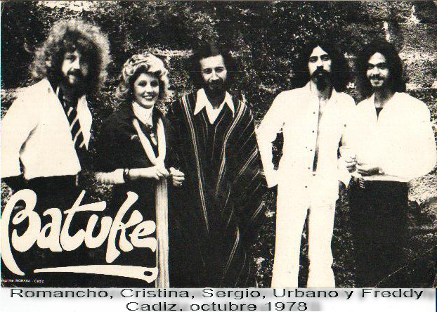 Grupo Batuque, Cádiz 1978